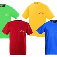 Логотипы на футболках