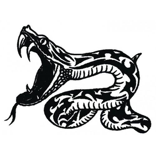Вышивка Змей